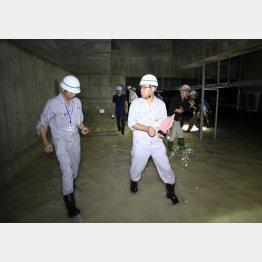 地下の汚染水調査だけでなく…(C)日刊ゲンダイ