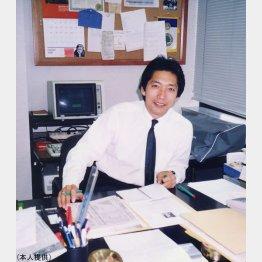 89年、TIME誌東京特派員時代の蟹瀬さん