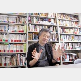 三田誠広さんは芥川賞受賞から40年