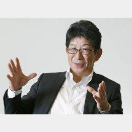 ROBOTの加太孝明社長