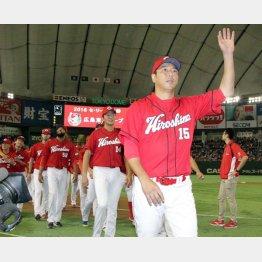 黒田は優勝に自信があった