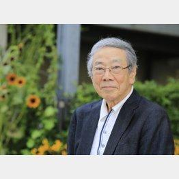東大名誉教授の堀尾輝久氏