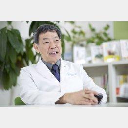 白澤抗加齢医学研究所の白澤卓二所長