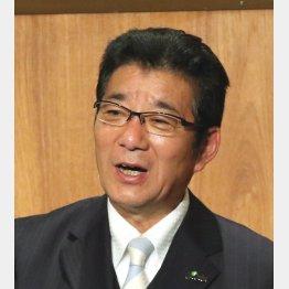 松井一郎府知事