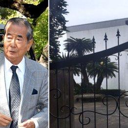 活動の拠点としてきた逗子の別荘を2014年に売却
