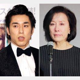 高畑裕太(左)と母・高畑淳子は何を思うのか