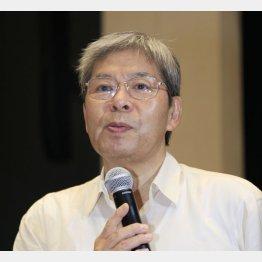 専門家会議の平田健正座長