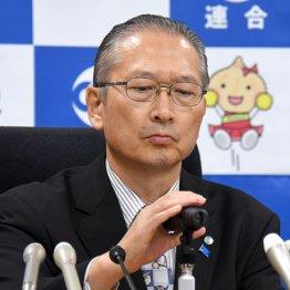 民進党の蓮舫代表の現地入りに怒り心頭の神津会長