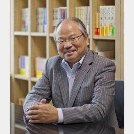 安部龍太郎氏