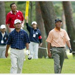 かつてはゴルフ界を盛り上げたAON