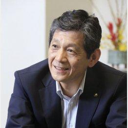 ヤマハの中田卓也社長