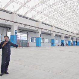 復活した福島県南相馬市の卸売市場、水産加工場を訪ねる