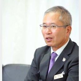 京王プラザホテルの山本護社長