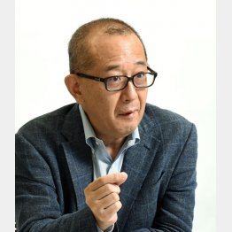 仏文学者で翻訳家の堀茂樹氏