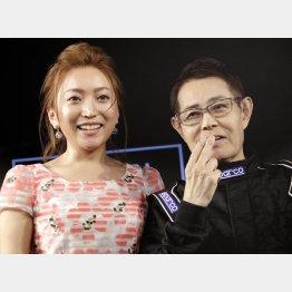 加藤茶夫妻