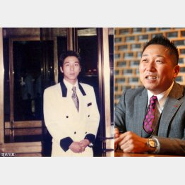 左はヒルトン時代の鈴木拓将社長