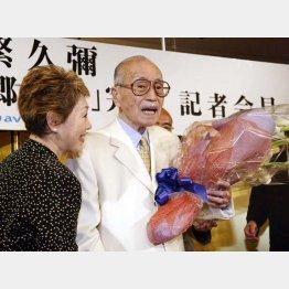 昭和の大スターだった故・森繁久彌氏