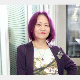 同志社大大学院教授の浜矩子さん