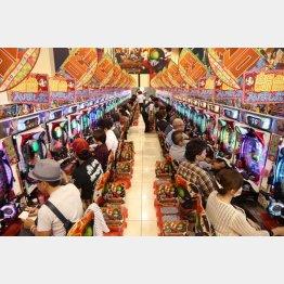 カジノなどつくらなくても、パチンコ産業で日本はすでにギャンブル大国