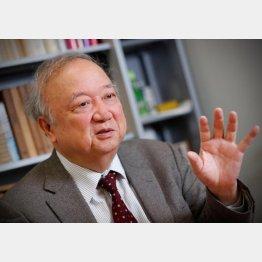 早大法学部教授で前NHK経営委員長代行