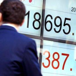 大型株が株高を牽引