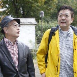 立川談笑(右)と吉川潮