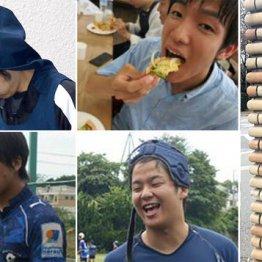 (左上から時計回りに)送検される藤坂容疑者、計画性を否定する吉元、山田、増田の3容疑者(HPから)