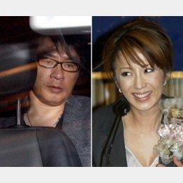 再逮捕されたASKA容疑者と故・飯島愛