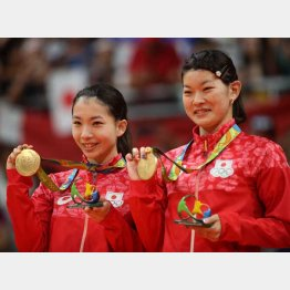 リオ五輪では金メダル獲得