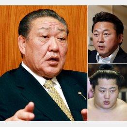日大のドン、田中理事長や先輩たちもビックリ(C)日刊ゲンダイ