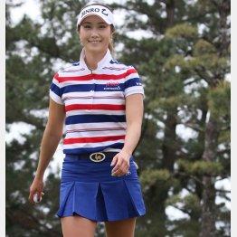 韓国ではスカート丈がもっとも短かったキム・ハヌル