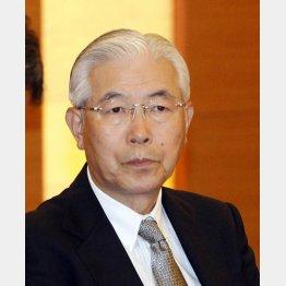 新聞協会の白石興二郎会長(読売新聞グループ本社会長)