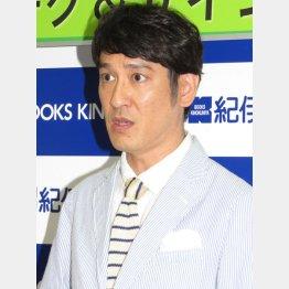 主人公を演じるココリコ田中(C)日刊ゲンダイ