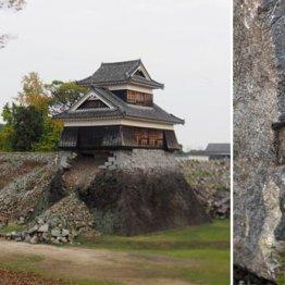 今しか見られない! 熊本城歴史の爪痕