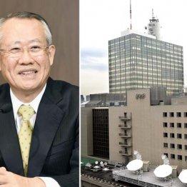 上田次期NHK会長
