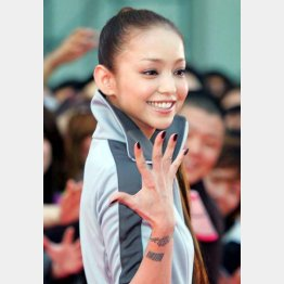 いまだ圧倒的な人気を誇る安室奈美恵