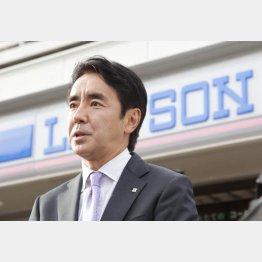 三菱商事出身の竹増社長