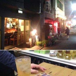 古き良き街「芝」で赤提灯&立ち飲みハシゴ酒