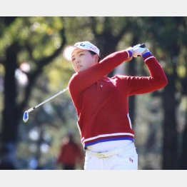 日本でもサロンパス杯、日本女子オープンで2勝のチョン・インジ