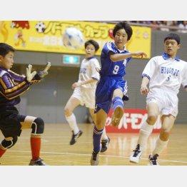 バーモントカップ決勝(兵庫FC戦)で6ゴールを決めた