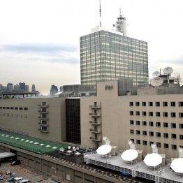 NHKはなぜ刑事告発しない?