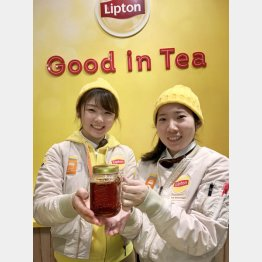 リプトンの「Good in Tea Stand」